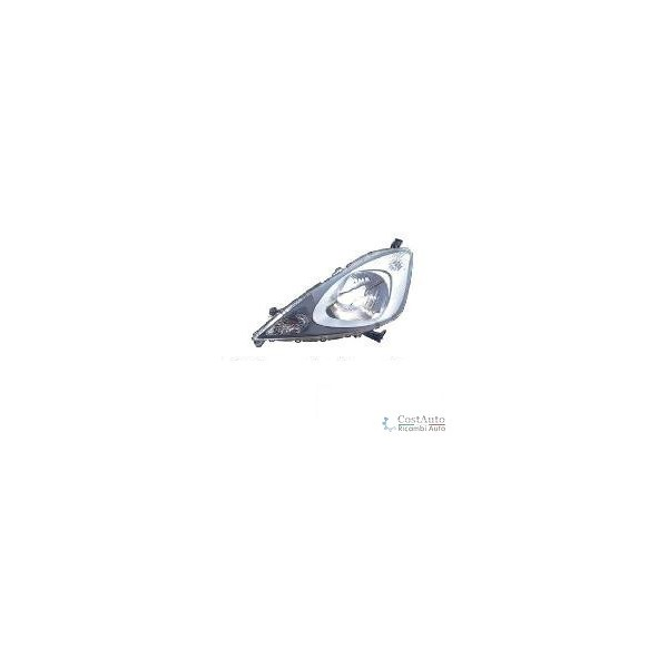 Faro proiettore anteriore destro honda jazz 2008 in poi Lucana Faros y luz