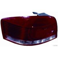 Lamp RH rear light AUDI A3 2003 to 2007 3 doors Lucana Headlights and Lights