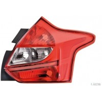 Tail light rear right Ford Focus 2011 onwards led hatch Lucana Headlights and Lights