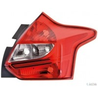 Tail light rear right Ford Focus 2011 onwards hatch Lucana Headlights and Lights