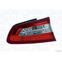 Tail light rear right Citroen DS5 2011 onwards gray interior marelli Headlights and Lights