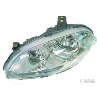 Headlight right front Fiat Croma 2005 to 2007 orig. marelli Headlights and Lights