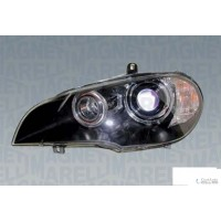 Headlight right front BMW X5 E70 2007 onwards halogen marelli Headlights and Lights