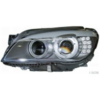 Headlight right front headlight bmw 7 series F01 F02 2009 onwards Xenon marelli Headlights and Lights