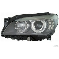 Headlight right front headlight bmw 7 series F01 F02 2009 onwards dynamic Xenon marelli Headlights and Lights