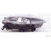 Headlight right front Fiat Bravo 2010 onwards xenon marelli Headlights and Lights