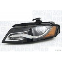 Headlight right front AUDI A4 2010 to 2011 Bi Xenon afs led marelli Headlights and Lights