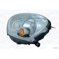 Headlight right front mini countryman r60 2010 to h4 orange arrow marelli Headlights and Lights
