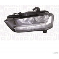 Headlight right front AUDI A4 2012 onwards marelli Headlights and Lights