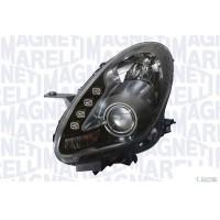 Headlight right front alfa Giulietta 2010 onwards titanium marelli Headlights and Lights