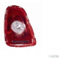 Lamp RH rear light for mini one cooper 2006 to 2010 white Lucana Headlights and Lights