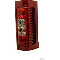 Lamp RH rear light jumper duchy boxer 2002 to 2006 fume red Lucana Headlights and Lights