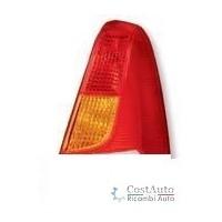 Lamp RH rear light for Dacia Logan 2004 to 2008 orange red Lucana Headlights and Lights