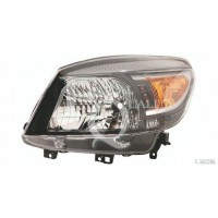 Headlight right front ford ranger 2009 onwards black Lucana Headlights and Lights