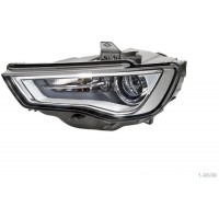 Headlight right front AUDI A3 2012 onwards dynamic Xenon hella Headlights and Lights