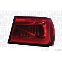 Tail light rear right AUDI A3 convertible 2013 onwards led outside marelli Headlights and Lights