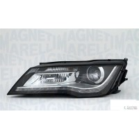 Headlight right front AUDI A7 Sportback 2010 onwards Xenon marelli Headlights and Lights
