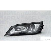 Headlight right front AUDI A7 Sportback 2010 onwards xenon din AFS. marelli Headlights and Lights