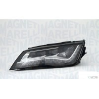 Headlight right front AUDI A7 Sportback 2010 onwards led Xenon marelli Headlights and Lights