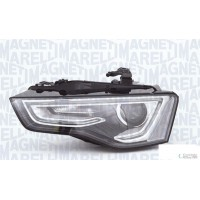 Headlight right front AUDI A5 2011 onwards Xenon marelli Headlights and Lights