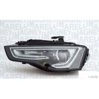 Headlight right front AUDI A5 2011 onwards xenon dynamic AFS marelli Headlights and Lights
