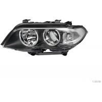 Headlight right front BMW X5 E53 2004 2007 Bi Xenon hella Headlights and Lights