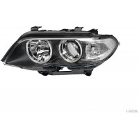Headlight right front BMW X5 E53 2004 2007 Halogen hella Headlights and Lights