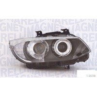 Headlight right front bmw 3 series E92 E93 2006 onwards xenon marelli Headlights and Lights