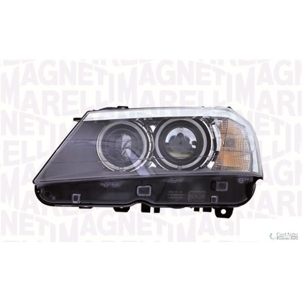 Headlight right front BMW X3 f25 2010 onwards xenon dynamic AFS marelli Lighting