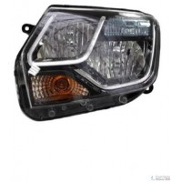 Headlight right front Dacia Duster 2013 onwards marelli Headlights and Lights