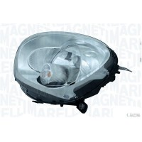 Headlight right front mini countryman paceman 2010 onwards fr.White halogen marelli Headlights and Lights