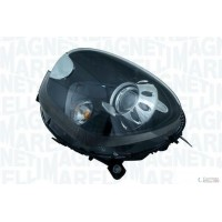 Headlight right front mini countryman paceman 2010 onwards Xenon marelli Headlights and Lights