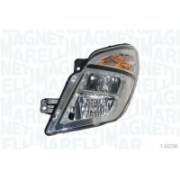 Headlight right front for nissan NV400 2011 onwards marelli Headlights and Lights