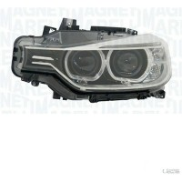 Headlight right front bmw 3 series F30 F31 2011 onwards Xenon marelli Headlights and Lights