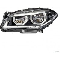 Headlight right front bmw 5 series F10 F11 2013 to xenon hella Headlights and Lights