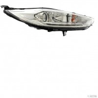 Headlight right front ford fiesta 2013 onwards drl led hella Headlights and Lights