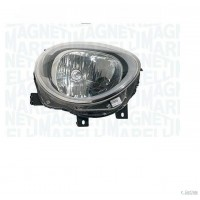 Headlight right front Fiat 500x 2014 onwards marelli Headlights and Lights