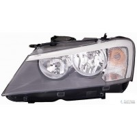 Headlight right front BMW X3 f25 2010 onwards halogen eco Lucana Headlights and Lights
