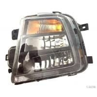 Fog lights right headlight vw scirocco 2014 at DRL hella Headlights and Lights