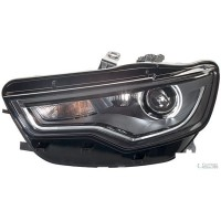 Headlight right front AUDI A6 2011 onwards xenon dynamic led afs2 hella Headlights and Lights