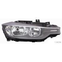 Headlight right front bmw 3 series f30 2011 onwards eco black Lucana Headlights and Lights