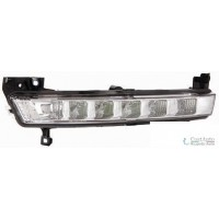 DRL daytime running light front right Citroen C4 Picasso Grand Picasso 2010 onwards Lucana Headlights and Lights