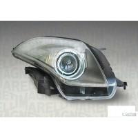 Headlight Headlamp Right Front Citroen C6 2005 onwards afs xenon marelli Headlights and Lights