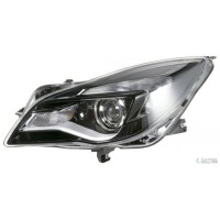 Headlight right front headlight for Opel Insignia 2013 to 2017 HIR2 led hella Headlights and Lights