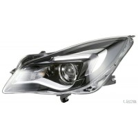 Headlight right front headlight for Opel Insignia 2013 to 2017 HIR2 hella Headlights and Lights