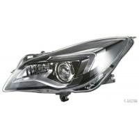 Headlight right front headlight for Opel Insignia 2013 to 2017 AFS Xenon hella Headlights and Lights