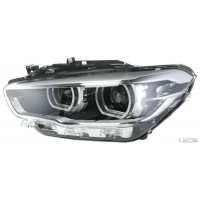 Headlight right front bmw 1 series F20 F21 2015 onwards full led AFS hella Headlights and Lights