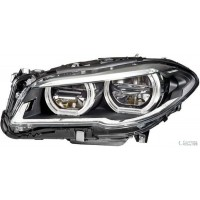 Headlight right front bmw 5 series F10 F11 2013 onwards full led hella Headlights and Lights