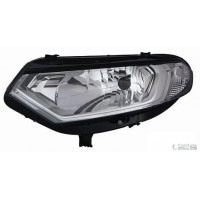Headlight right front ford ecosport 2013 onwards h4 to LED Lucana Headlights and Lights