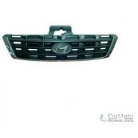 Mask grille Hyundai Accent 2002 to 2005 4p Lucana Bumper and accessories
